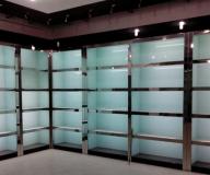 不锈钢展示柜